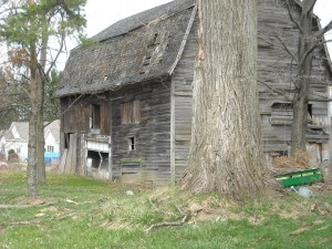 Old barns that need mending